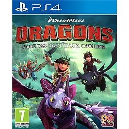 Dragons : l'aube des nouveaux cavaliers (PS4)