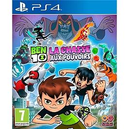 Ben 10 La Chasse aux Pouvoirs (PS4)