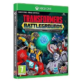 Transformers battlegrounds (XBOXONE)