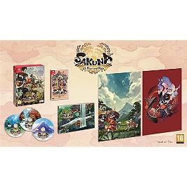 Sakuna Of Rice and Ruin - limited edition (SWITCH)