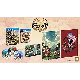 Sakuna Of Rice and Ruin - limited edition (PS4)