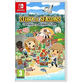 Story of Seasons Pioneers of Olive Town (SWITCH)