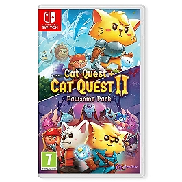 Cat quest 1+2 pawsome pack (SWITCH)