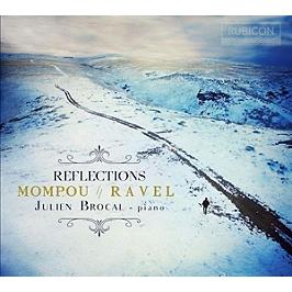 Réflections, CD Digipack