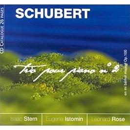 Trio Pour Piano N 2, CD