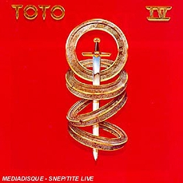 Toto IV, CD