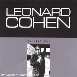 I'M Your Man, CD