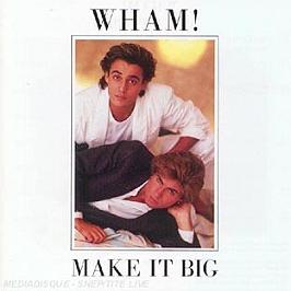 Make It Big, CD