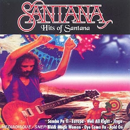 Hits of Santana, CD