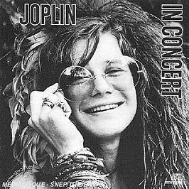 JOPLIN IN CONCERT, CD