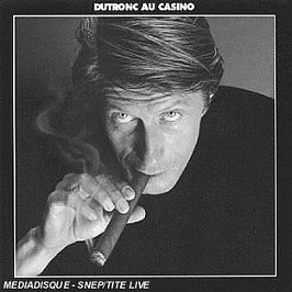 Dutronc Au Casino, CD