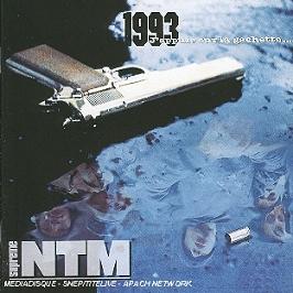 1993... J'Appuie Sur La Gachette, CD