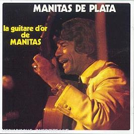La guitare d'or de manitas, CD