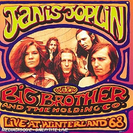 LIVE AT WINDERLAND '68, CD