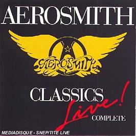 CLASSICS LIVE COMPLETE, CD