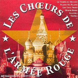 Les Choeurs De L'armée Rouge, CD