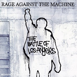 The battle of Los Angeles, CD