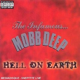 Hell On Earth, CD
