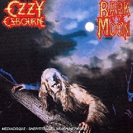 Bark At The Moon, CD