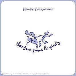 Chansons pour les pieds, CD
