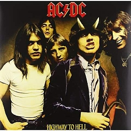 Highway to hell, Vinyle 33T