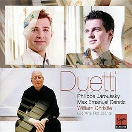 Duetti - Les Arts Florissants, CD