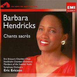 Chants sacrés, CD