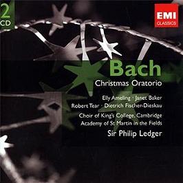 Oratorio de Noël, CD