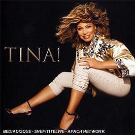 Tina !, CD