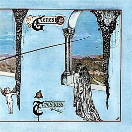 Trespass, Edition remasterisée., CD