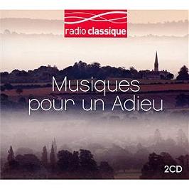 Musiques pour un adieu, CD Digipack