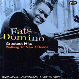 New Orleans is my home (best of), CD