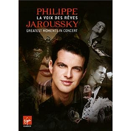 La voix des rêves : greatest moments in concert, Dvd Musical