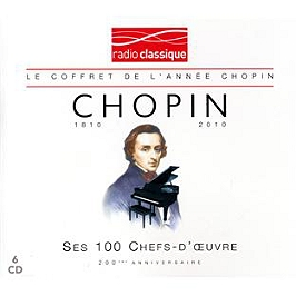 Ses 100 plus grands chefs-d'oeuvre, CD