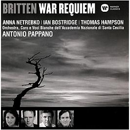 War requiem, CD