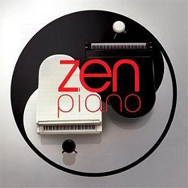 Zen piano, CD