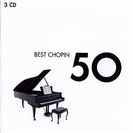 50 best Chopin, CD + Box