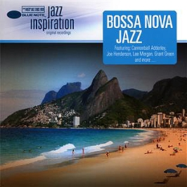 Jazz inspiration : bossa nova jazz, CD