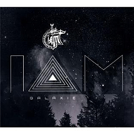 Galaxie, CD Digipack