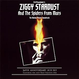 Ziggy Stardust, CD