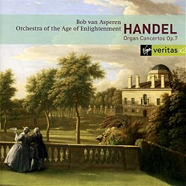 Concertos pour orgue op.7, CD