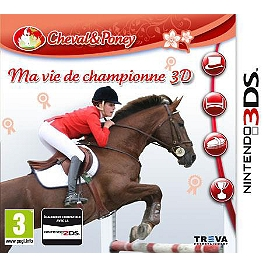 Ma vie de championne d'équitation (3DS)