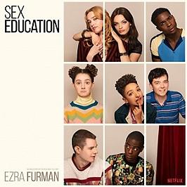 Sex education ost, CD Digipack
