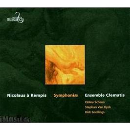 Symphoniae, CD Digipack