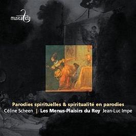 Parodies spirituelles & spiritualité en parodies, CD Digipack