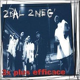 3 Fois Plus Efficace, CD