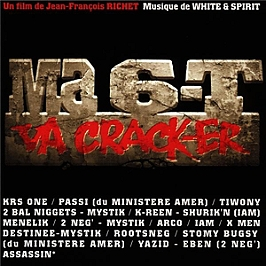 Ma 6-T Va Crack-Er (bof), CD
