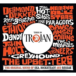 This is Trojan, CD Digipack