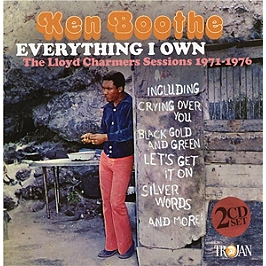 Everything I own, CD
