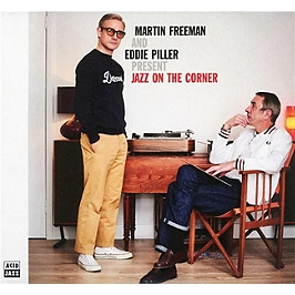 Martin Freeman & Eddie Piller present Jazz on the corner, CD Digipack